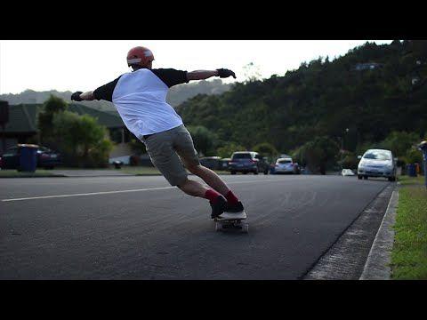 Longboarding: On Acid - YouTube