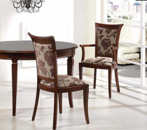 Modelos de sillas para comedor tapizadas buscar con for Sillas tapizadas para comedor