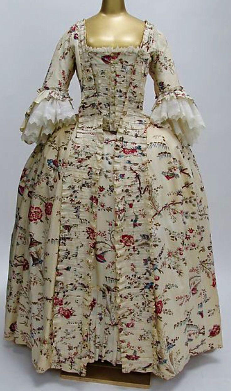 1770's French Dress