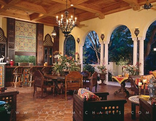 443 best images about tuscan decor on pinterest for Elegant mediterranean homes