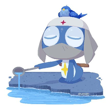 Dororo + Blue by Kplatoony.deviantart.com on @DeviantArt