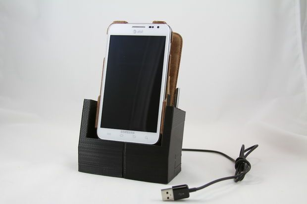 Picture of Galaxy Note Case-able Dock