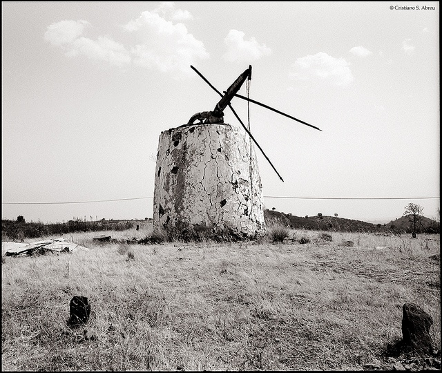 mamiya 7 / 65 - Decayed windmill, plate 1 | Flickr - Photo Sharing!