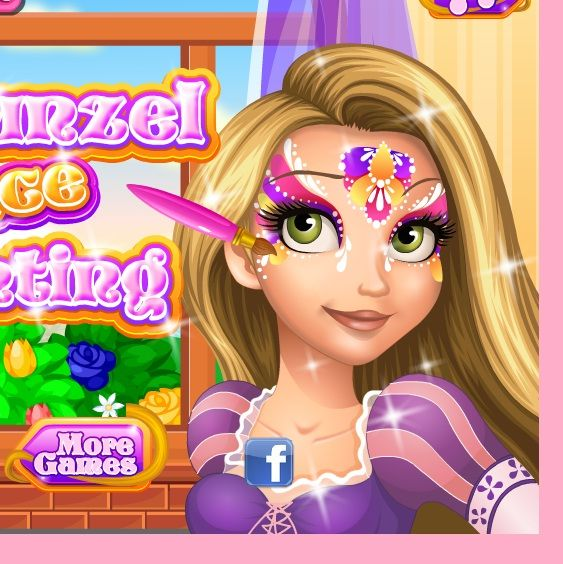 Rapunzel değişik oyunlar net sitemizde çok farklı yüz desenleri ile karşımıza çıkıyor. Oyunda amacımız doğal makyaj malzemeleriyle en güzel görünümü sağlamak. İyi eğlenceler. http://www.degisikoyunlar.net/degisik-kiz-oyunlari/rapunzel-yuz-desenleri.html