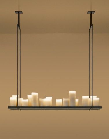 Altar Hanging Light Fixture by Kevin Reilly
