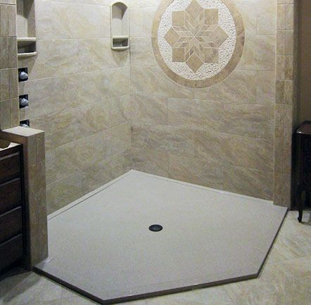 custom onyx collection shower pan diy showers