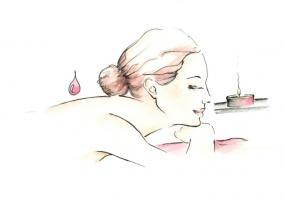 Choisir les huiles et baumes naturels et bio pour un massage détente et bien être, à partir de la sélection Doux Good
