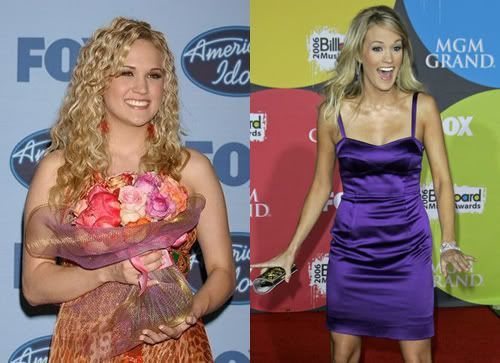 Chatter Busy: Carrie Underwood Weight Loss