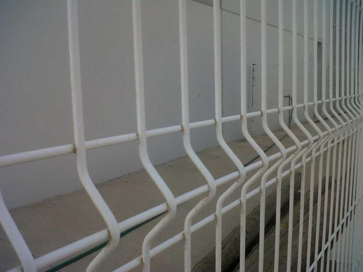 8 claves para montar verja de varillas electrosoldadas (malla plegada) www.vinuesavallasycercados.com