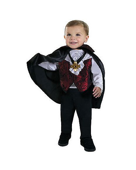 Vampire Toddler Costume - Spirithalloween.com