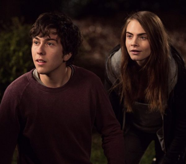"""""""Paper Towns"""" (2015) (Director: Jake Schreier) My Rating: 3 out of 5 stars"""