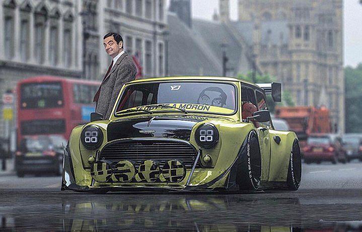 S Classic Mr Bean