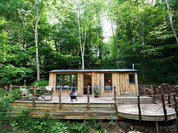 Wood Shack | Wood Shack in Abergavenny (3 Miles)