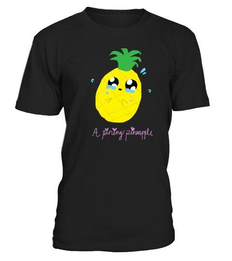 Pining Pineapple - Women's Organic T-Shirt