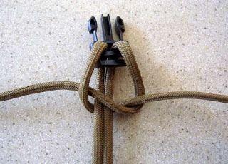 lets go to learn: membuat gelang dari tali koor atau tali satin