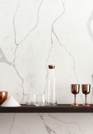 Calacatta Blanco - Smart Stone Smart Stone
