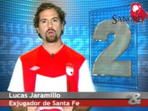 Homenaje a Independiente Santa Fe (CM& - Canal Uno) // Para aguar el ojo recordando los días previos al 15/07/2012.