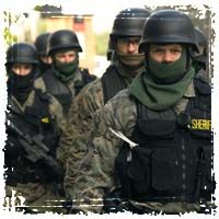 The Militarization & Federalization of State and Local Police Forces