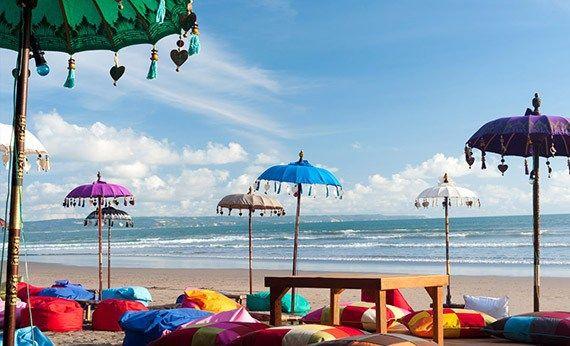 Pantai Kuta.