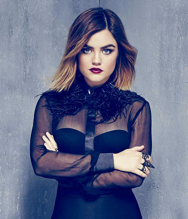 Lucy Hale News • Your best source for everything Lucy Hale - Pretty Little Liars Season 6b promotional...