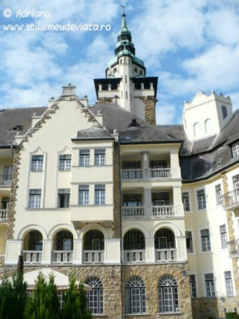 Lillafured, Paloma Hotel, Hungary