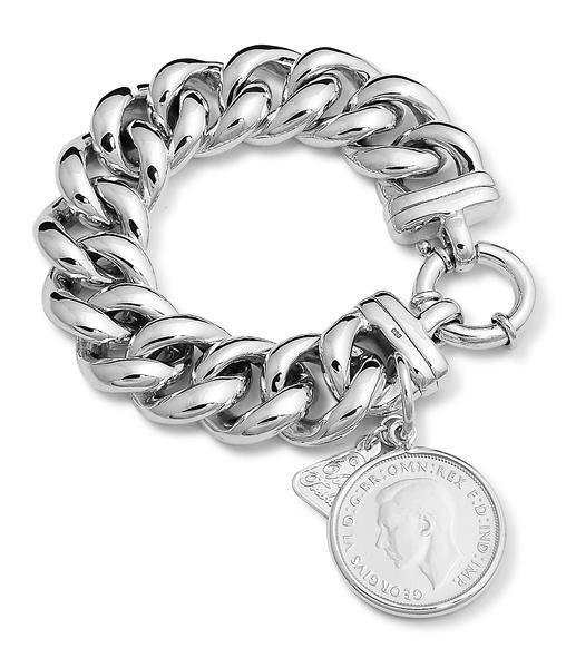 Vontreskow Big Mama Bracelet with Florin coin Australia