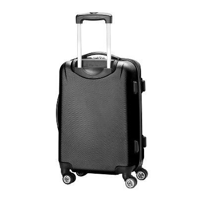 NFL Los Angeles Chargers Mojo Carry-On Hardcase Spinner Luggage - Black