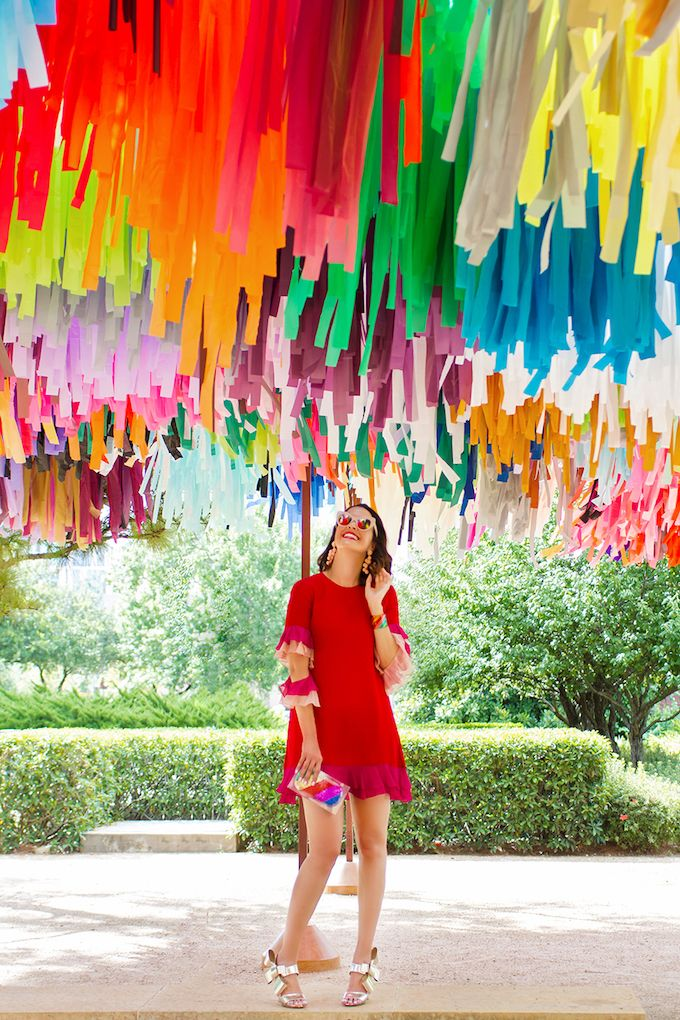 The Most Comprehensive Guide to Houston's Colorful Walls - Carrie Colbert