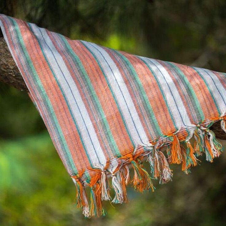 Mix Color Peshtemal Beach Towel - Sunflower [Jetset Times SHOP Exclusive]