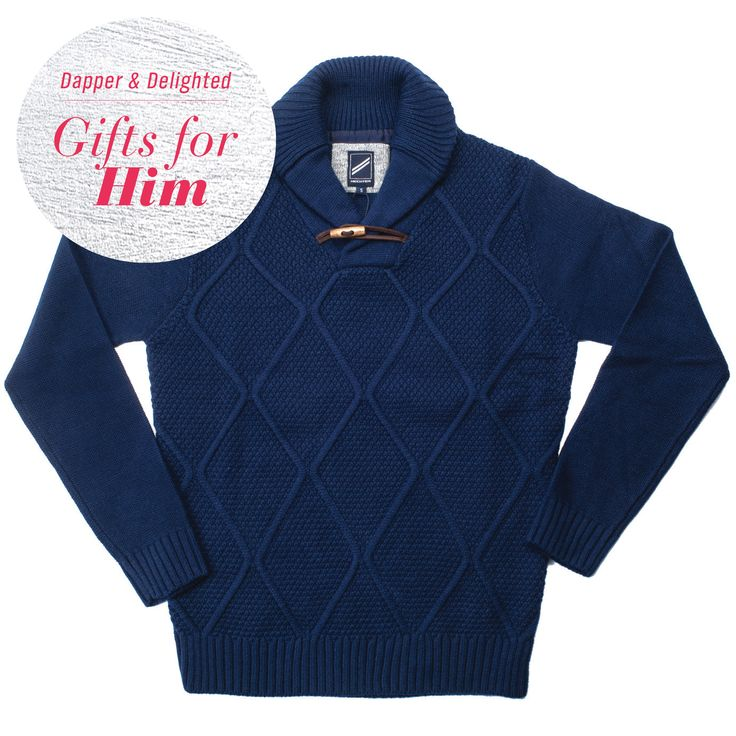 This #TipTopTailors sweater will get you a few hugs, we guarantee it!