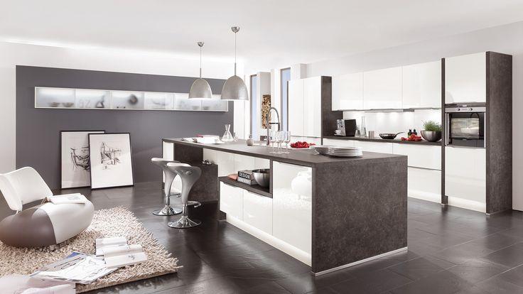 nobilia Küchen - kitchens - nobilia   Produkte   Glas