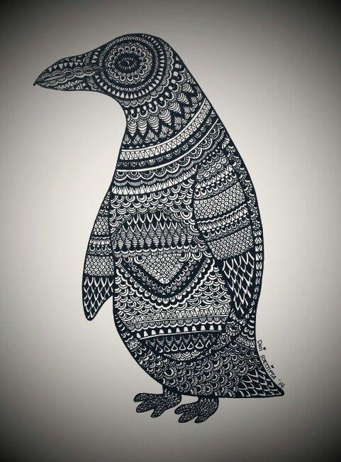 """""""Mr. Penguin"""""""