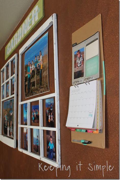 DIY personalized calendar #giftsatmichaels (6)