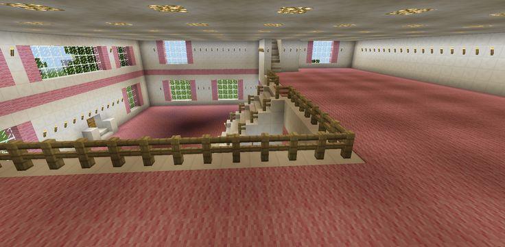 Minecraft Pink House
