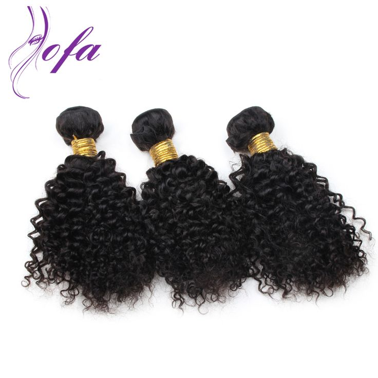12 to 26 Human Virgin Brazilian Kinky Curly Hair Extensions