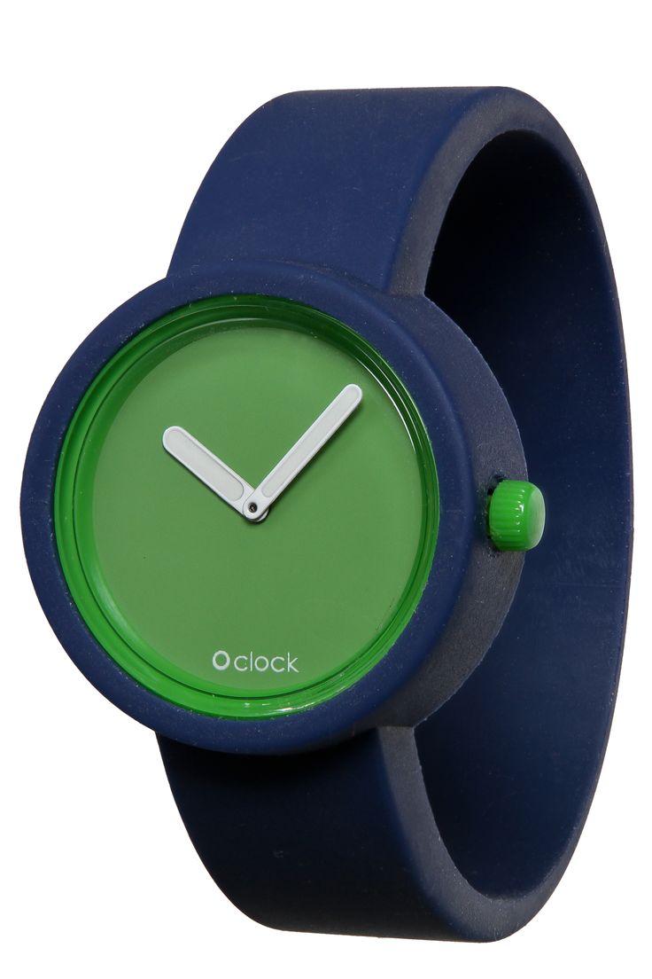 Fullspot - Piso: ML 131  Relógio de Silicone Azul - De: R$ 181,00 por R$ 154,90