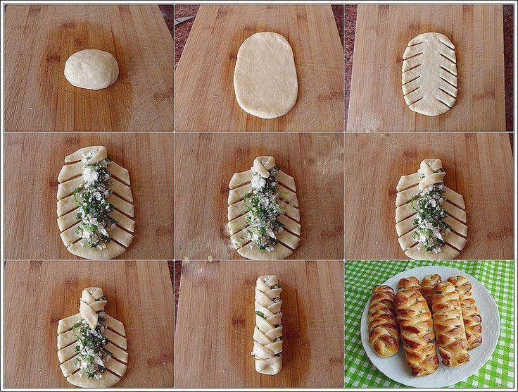 Come fare rotolo ripieno salato - Spettegolando