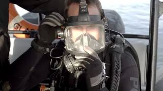 Dive Squad zip up and prepare for a dive. Are you ready?