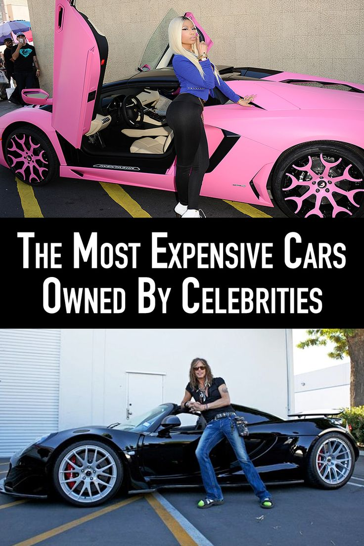 The Baddest Cars Owned By The Most Beautiful Celebrities