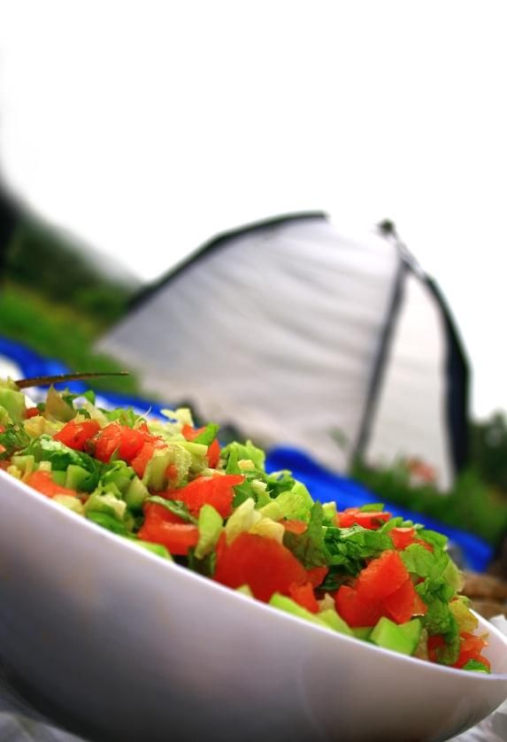 Healthy Camping Food Suggestions [Slideshow]