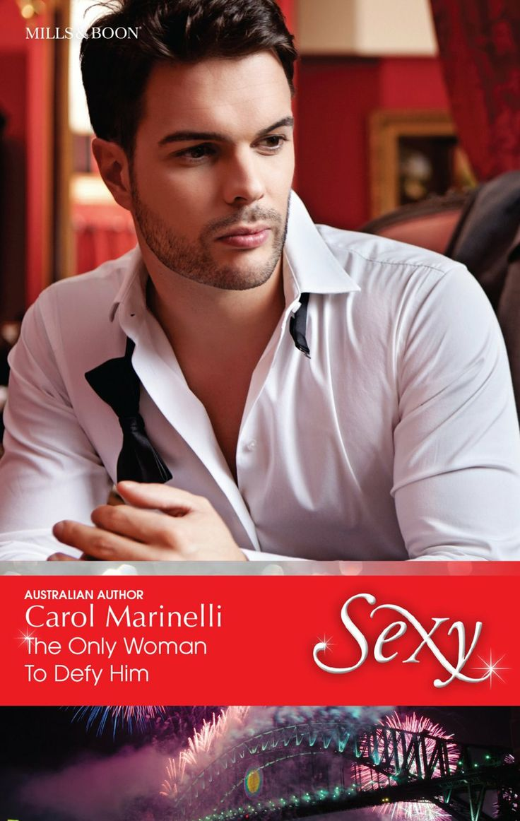 Amazon.com: Mills  Boon : The Only Woman To Defy Him eBook: Carol Marinelli: Kindle Store