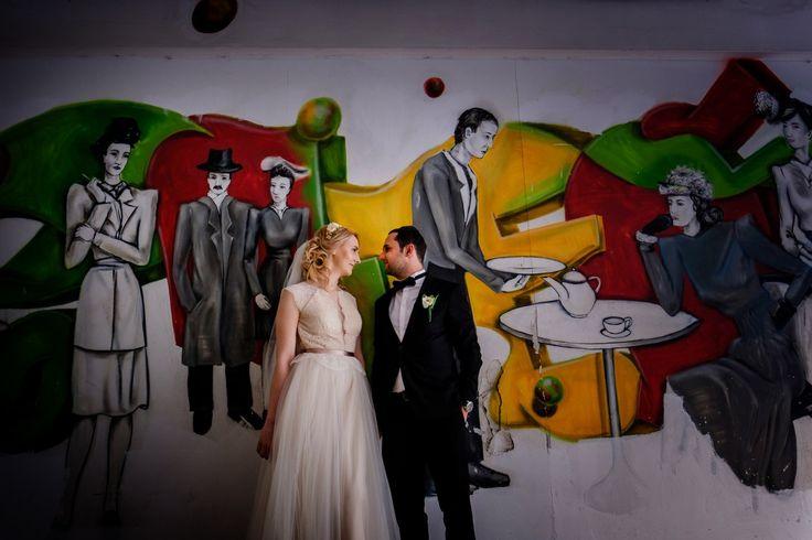 Mirela & Iulian - fotografie nunta - Bucuresti
