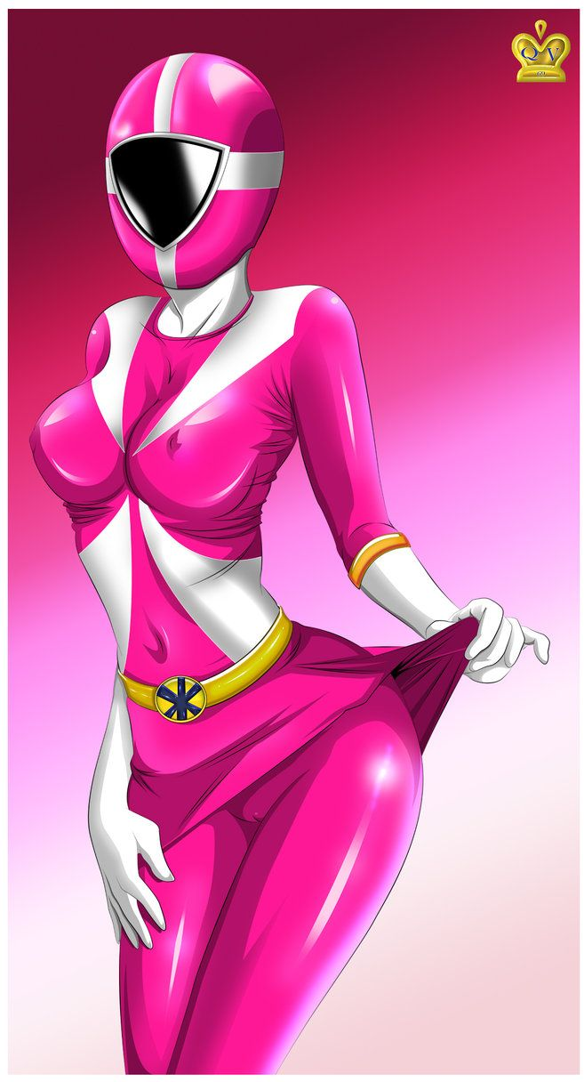 Light speed rescue pink. A little saucier than I remember... LOL