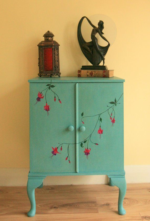 Etsy Edit -Decorated Furniture