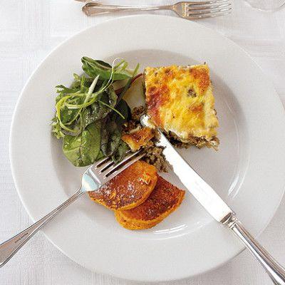Taste Mag   Bobotie @ http://taste.co.za/recipes/bobotie/