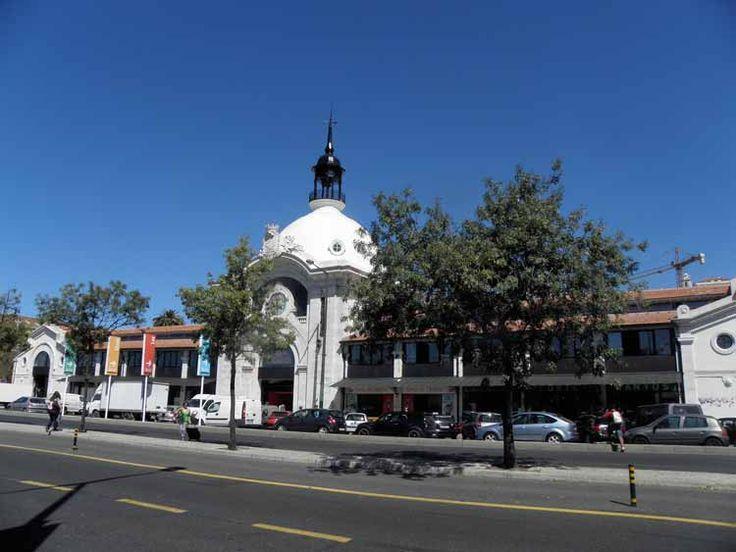 Mercado da Ribeira, food market Lisbon | Portugal Vacations and holidays