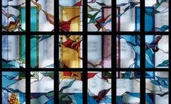 Stained glass Hefter Glass Gallery seasons