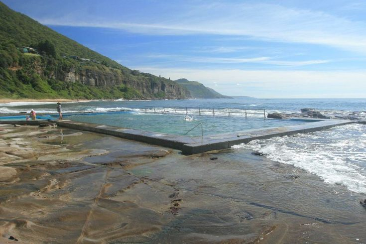 Photo: Coalcliff ocean pool could be mooted for closure (photo: Billy Cooper)