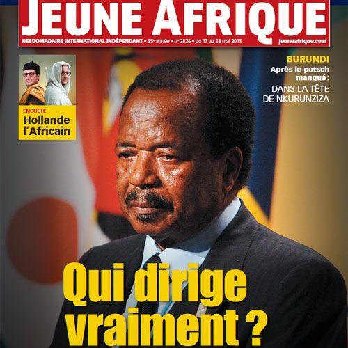 CAMEROUN :: Jeune Afrique dresse le portait du premier cercle des fidèles du chef de l'Etat. :: CAMEROON
