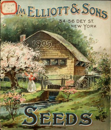 General catalogue for ... / Wm. Elliott  Sons :: Nursery and Seed Catalogs